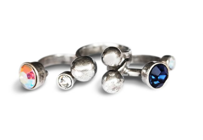 Pewter-Rings