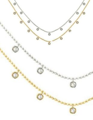 Diamonds by the Yard Diamond Necklace