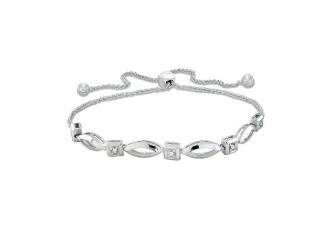 Sterling Silver Bolo Bracelet | Gifted Unique