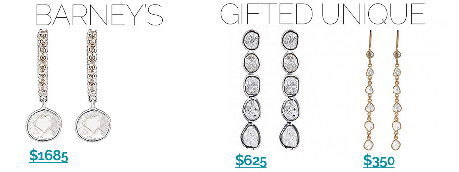 Sliced-Diamond-Earrings-Gifted-Unique-1 Get these sliced diamond jewelry looks for less!