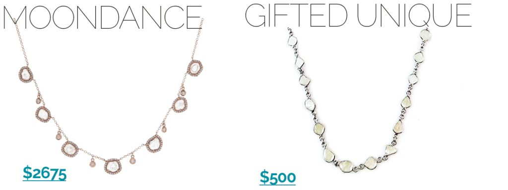 Sliced-Diamond-Necklace-Gifted-Unique-1024x384 Get these sliced diamond jewelry looks for less!
