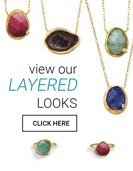 Layered-Looks Layered necklaces: get the look right!