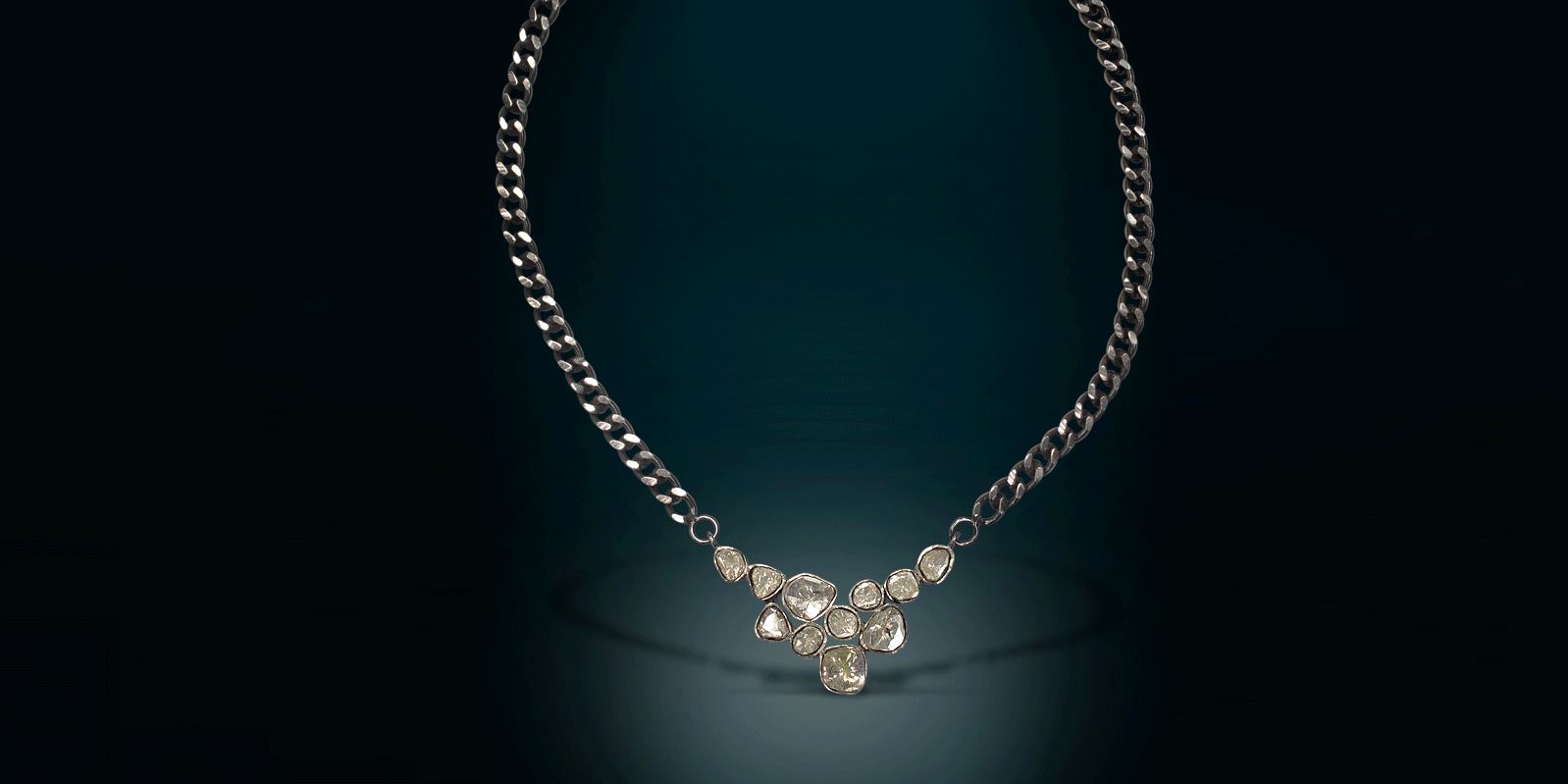You don't have to be Sarah Jessica Parker to afford a diamond necklace!