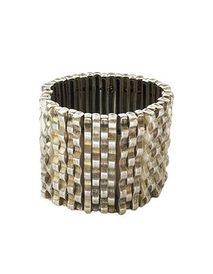 Dune Pewter Cuff