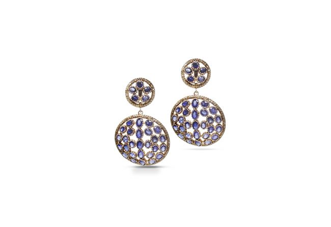 Round-Sapphire-Earrings-LG-GIFTED-UNIQUE