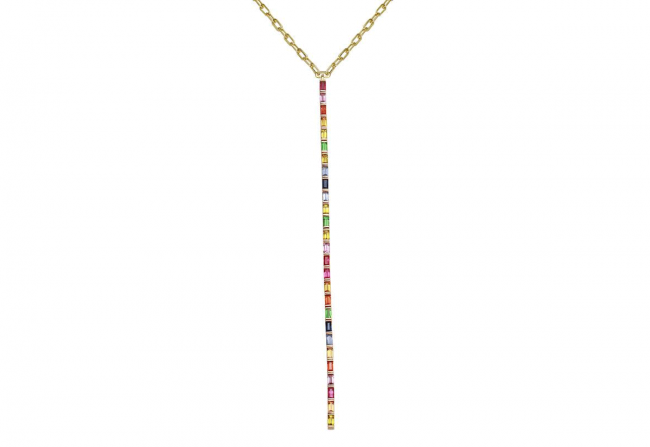 1-Rainbow Lariat Gifted Unique $1875