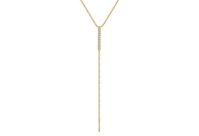 8a- Yellow Gold Bas Lariat 900_ LG