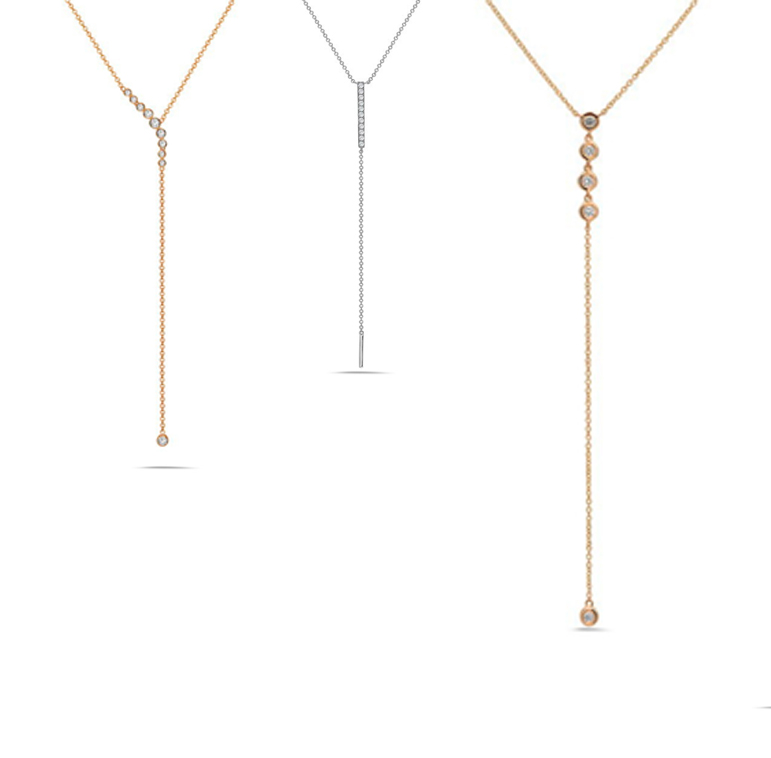 Lariat Necklaces