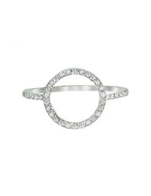 Eternity Circle Diamond Ring