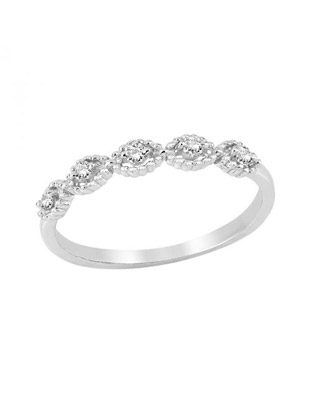 Stacking Diamond Ring $275
