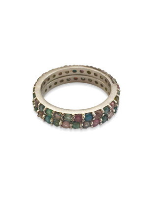Stacking Tourmaline Ring $275