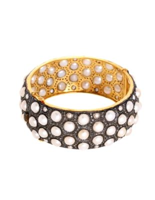 Diamond and Pearl Cuff