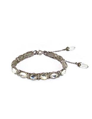 Victorian Crystal Bracelet