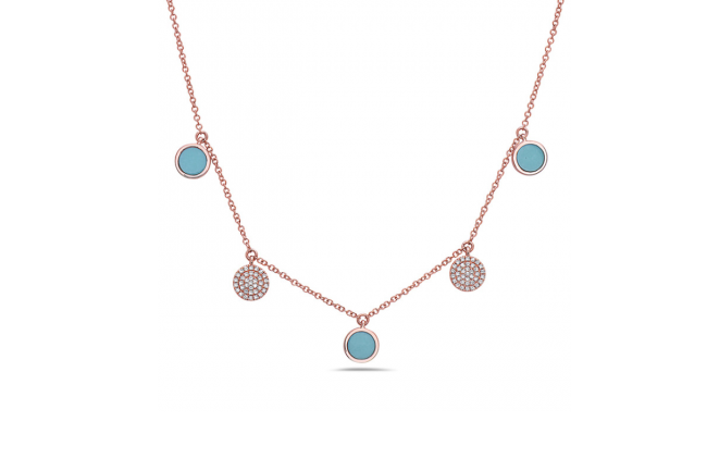 Turquoise-and-Diamond-Sphere-Rose-Gold