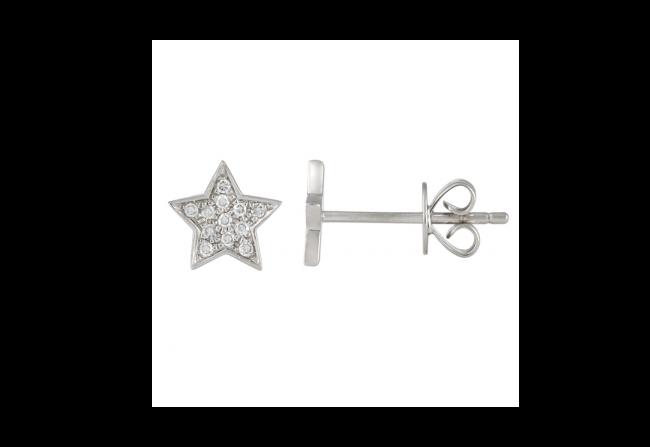 Diamond-Star-Studs-14-K-White-Gold