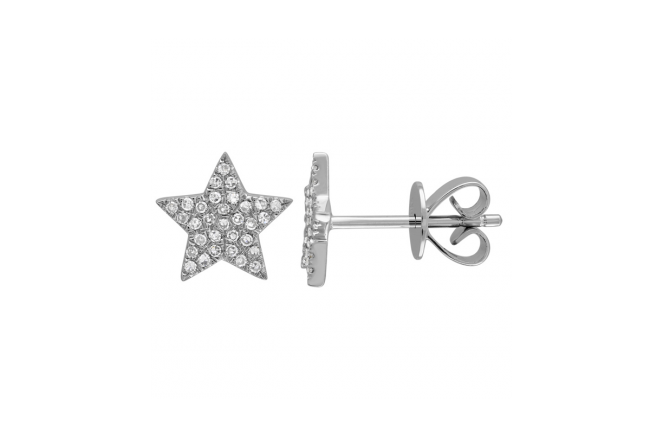 Diamond-Star-Studs-Gifted-Unique-white-Gold-350