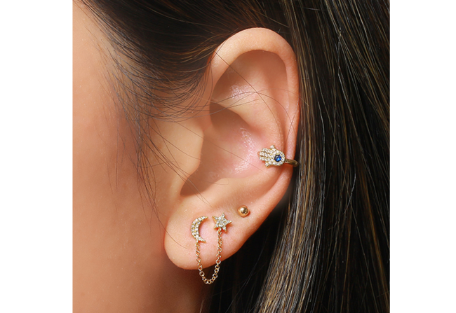 moon-and-star-diamond-double-stud-earrings-gifted-unique